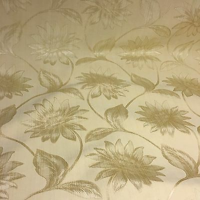 SUPER LUXURIOUS JACQUARD DESIGNER FABRIC 5.6 METRES