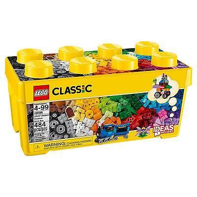 LEGO® Classic Medium Creative Brick Box 10696