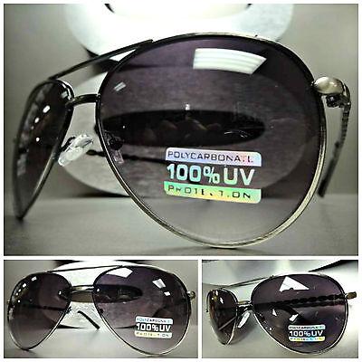 Männer oder Frauen Klassisch Retro-Stil Sonnenbrille Einzigartig Rotguss Rahmen