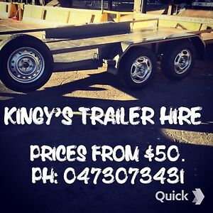 Kingy's Trailer Hire Ipswich Ipswich City Preview