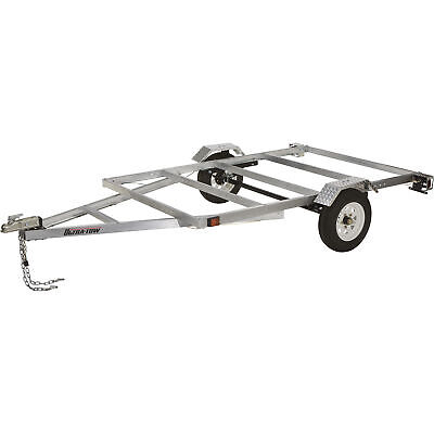 Ultra-Tow Universal Aluminum Trailer Step Model Number FTF-01ATS