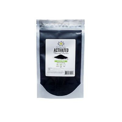 Activated Charcoal Powder 2oz - 20 lb. 100% Natural Virgin Food Grade