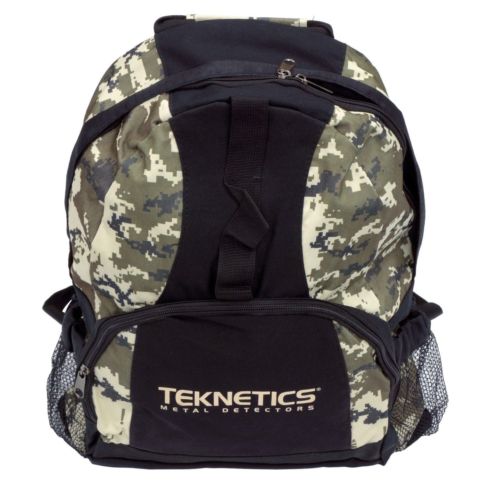 Teknetics Digital Camouflage Backpack Metal Detecting Daypack TKCBACKPACK