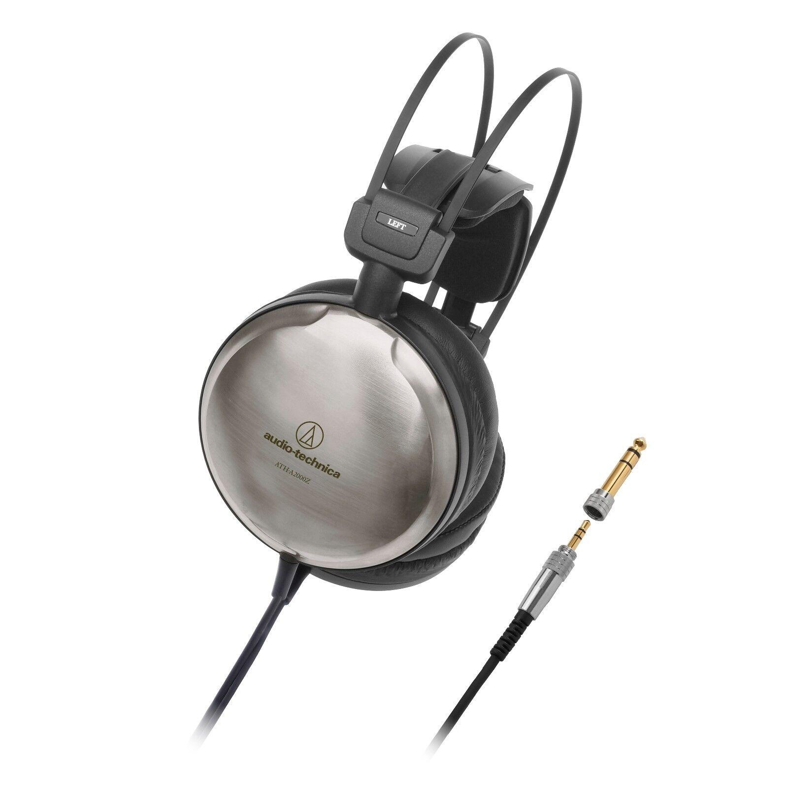 audio-technica ATH-A2000Z titanium-housing Headphones-AUTHOR