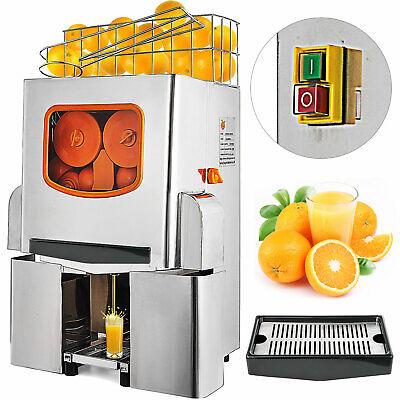 Exprimidor de Naranjas 120 W Automática Comercial 22-30 naranjas/min Acero Inox