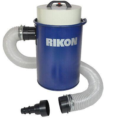 Best NEW RIKON 12 GALLON DUST EXTRACTOR