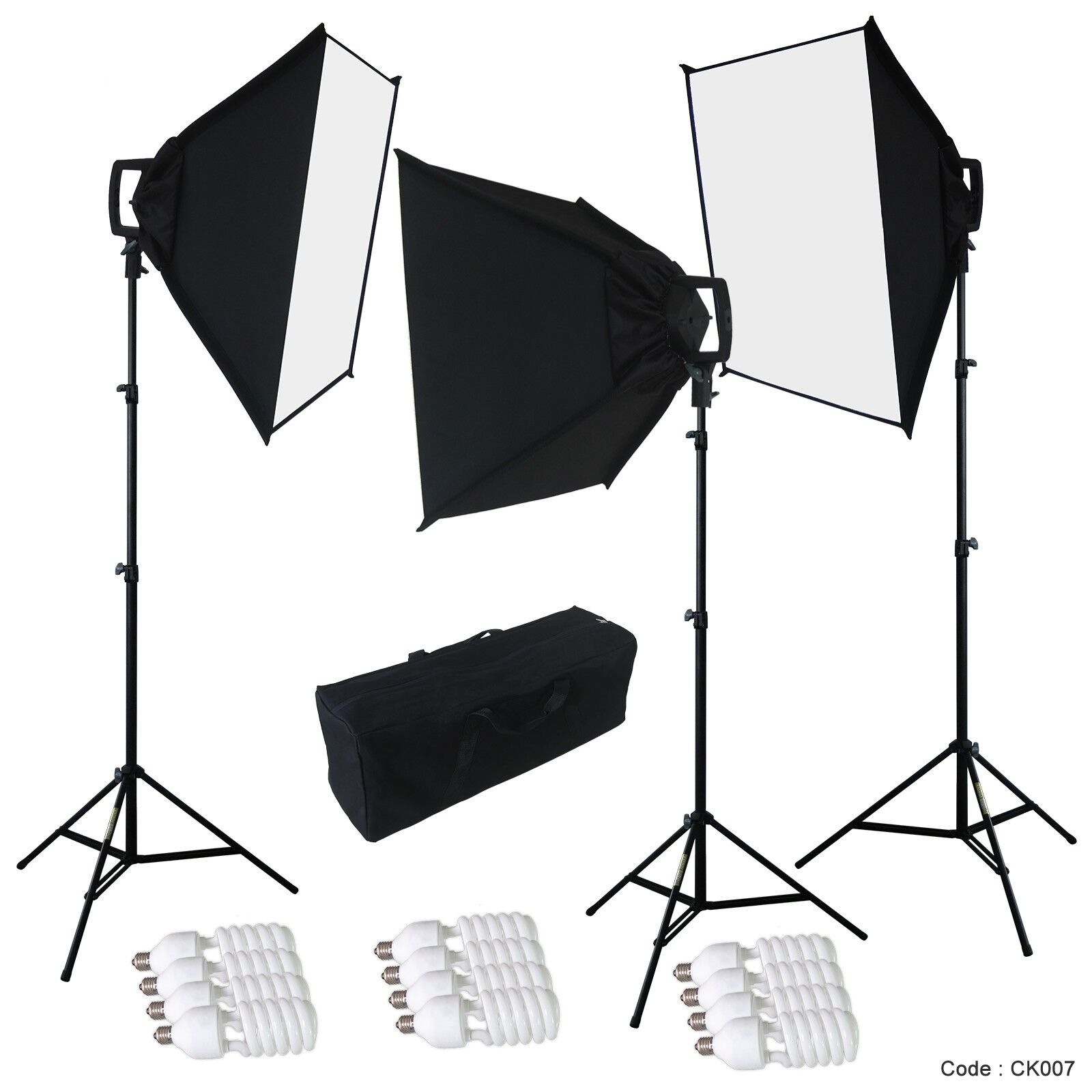 Britek Photo Studio Lighting Softbox Kit Stand Bag Photog.  sc 1 st  Nextag & Britek lighting kit | Compare Prices at Nextag azcodes.com
