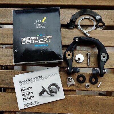 Shimano Deore XT BR-M733 U-II vintage mtb brake