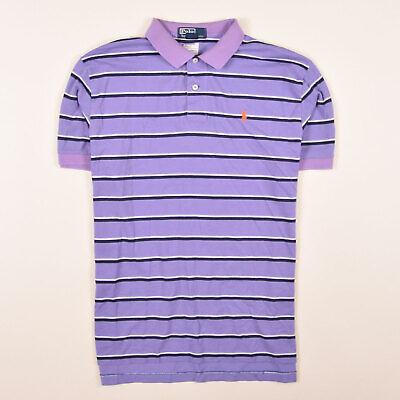 Ralph Lauren Herren Polo Poloshirt Shirt Gr.L Gestreift 100% Baumwolle 78554 online kaufen