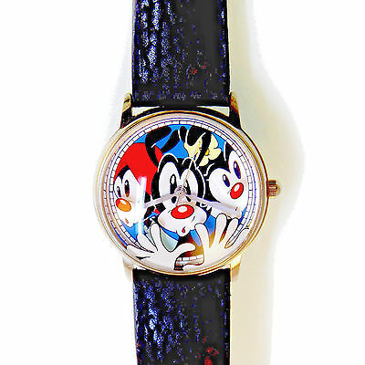 Animaniacs Warner Bros Watch Collection By Fossil, New Unworn Rare HTF Under $75
