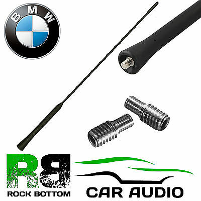 BMW Mini Hatch R50/53 Whip Bee Sting Mast Car Radio Roof Aerial Antenna