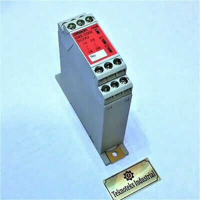 Omron G9s-2002 Safety Relay Unit 24vdc