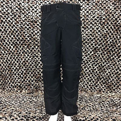 New Valken Fate Exo Paintball Pants - Black - (Small)
