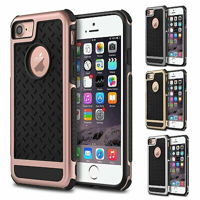 For iPhone 6 6s 7 Plus 8 Plus Case Cover Protective Hybrid Rugged Shockproof Cases, Covers & Skins