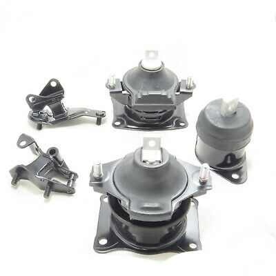 Set of 5 Engine Motor Mounts For 03-07 Honda Accord & 04-08 Acura TSX 2.4L Auto