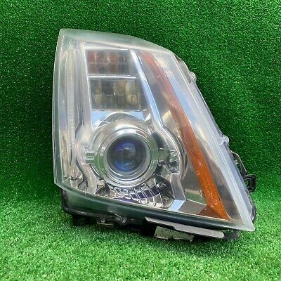 08-14 CADILLAC CTS XENON HEADLIGHT RIGHT SIDE 09 10 11 12 13 2014 2013 2012