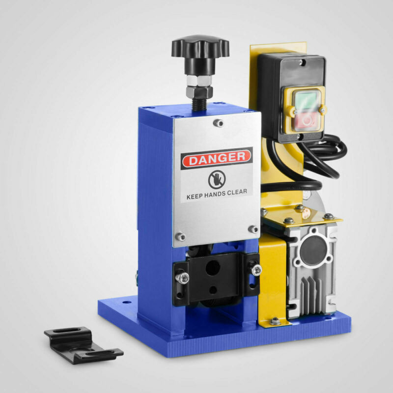 Portable Powered Electric Wire Stripping Machine Latest Technology !