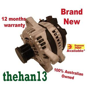 Alternator-For-TOYOTA-HiAce-Commuter-HiLux-Engine-2TR-FE-2-7L-Petrol-2004-2014