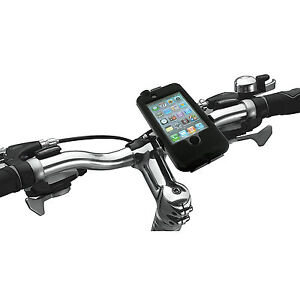 TIGRA SPORT MOUNTAIN BIKE CONSOLE CASE COVER HOLDER FOR APPLE IPHONE 4S/4/3GS/3G