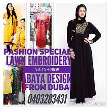 Pakistani dresses and abayas