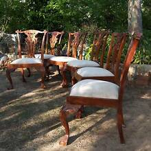 Set of Six Antique Style Chairs Martin Gosnells Area Preview