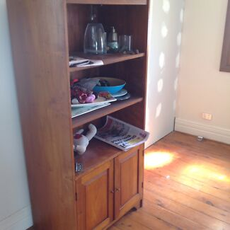 Balinese Teak Display cabinet or tv cabinet North Narrabeen Pittwater Area Preview
