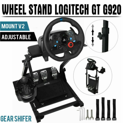 Racing Wheel Stand Steering Wheel Stand Logitech G25 G27 G29 G920 Gaming Cockpit