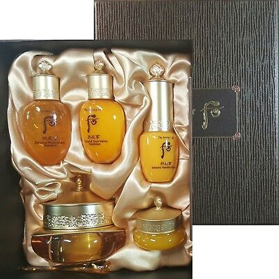 The History of Whoo Gongjinhyang In Yang Qi & Jin Eye Cream 20ml Special Limited