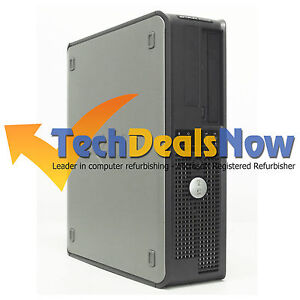 FAST DELL OPTIPLEX DUAL CORE 3.0 GHZ TOWER COMPUTER PC, 2GB RAM, 80GB, WIN XP