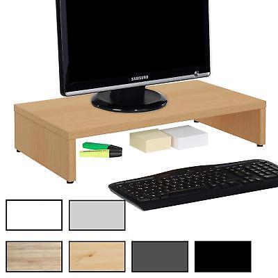 Monitorständer Schreibtischaufsatz Monitorerhöhung Bildschirm Aufsatz