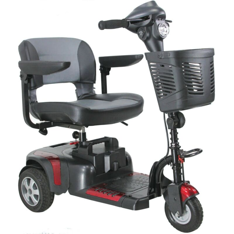 "New- With 20""  Wide Seat- Phoenix 3 Wheel Electric Scooter Phoenixhd3-20 Drive"