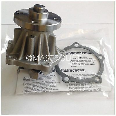 Toyota Water Pump 16120-7815171 Fit 4y Engine 5 6 Series Forklift Truck 6fga20