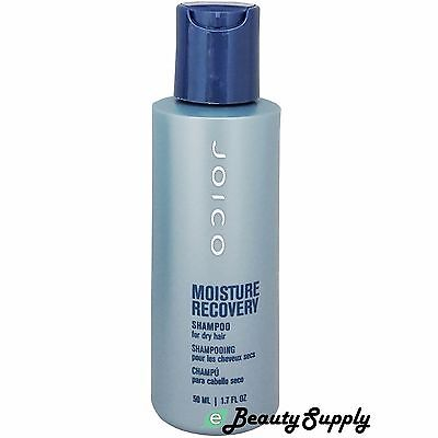 Joico Moisture Recovery Shampoo Travel Size 1.7 oz for Dry H