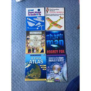 Various kid's book