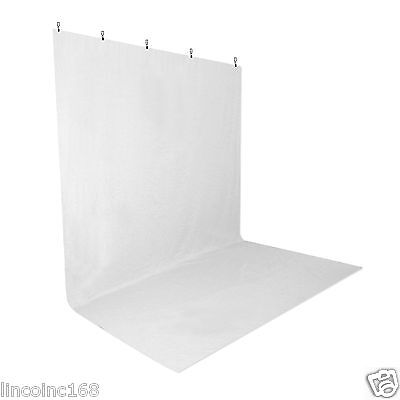 White Screen Muslin Backdrop Muslin W/ Clamps For Photography Backdrop Stand Kit](White Backdrops)