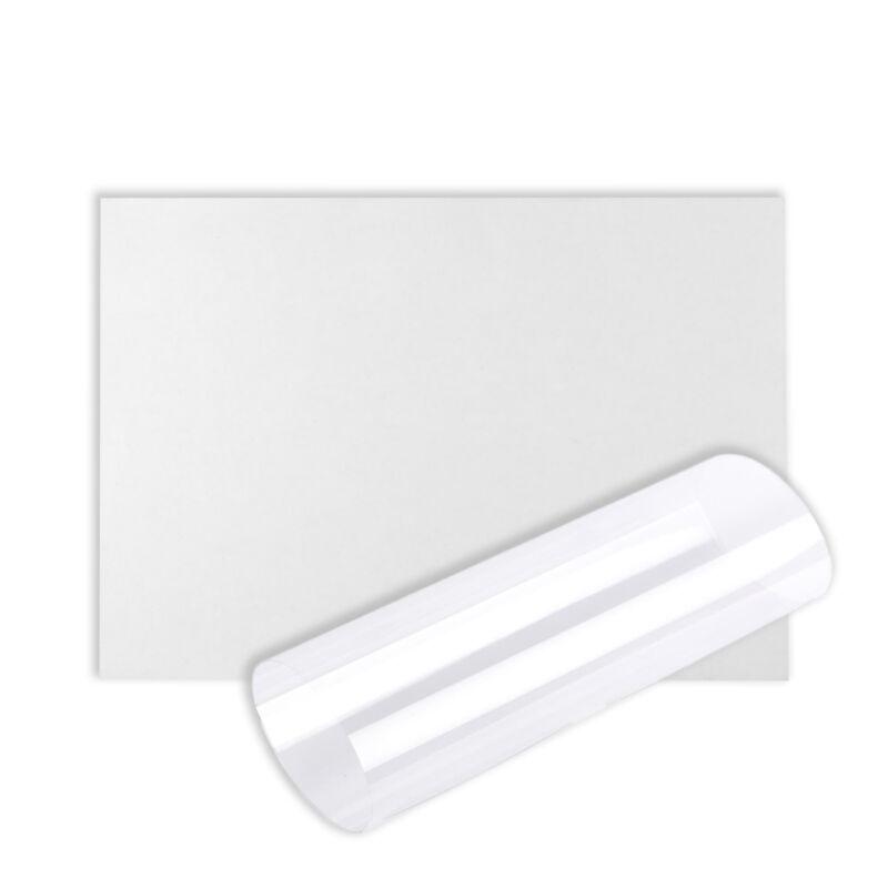 A3 Clear Acetate Film Sheets A3 Clear OHP Craft Transparent Plastic