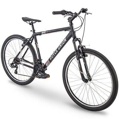 Royce Union Mountain Bikes Mens RMT 27.5 inch Aluminum Matte Black, NEW