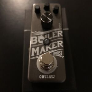 Boiler Maker Clean Boost Guitar Effects Pedal
