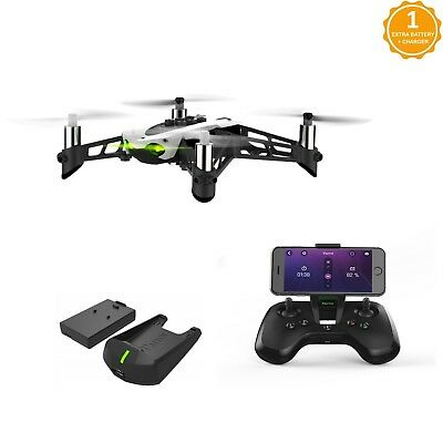 Parrot Mambo Fly with Flypad and Free Extra Battery with External Charger