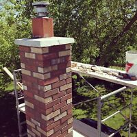 Masonry Service - stone, brick, block, chimney repair
