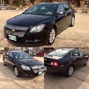 URGENT PRICE REDUCED SAFETIED 2010 Chevrolet Malibu LTZ Loaded