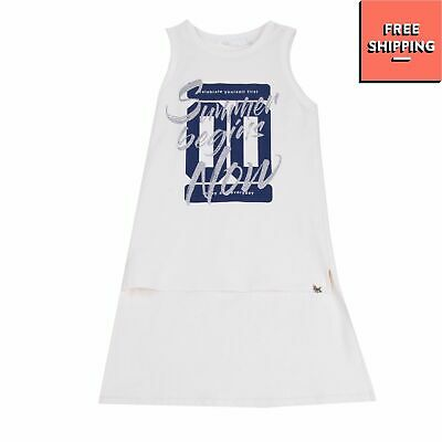 L:U L:U By MISS GRANT Sweat Top Size 6Y / 110-116CM Longline Made in Italy