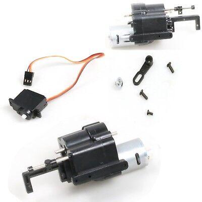 2 Speed Gearbox Motor Ersatzteil Shift Servo für WPL B14 B16 B24 C24 C14 Zubehör