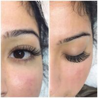 Eyelash extensions Classic/ 2-6D Volume