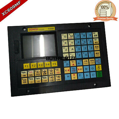 Xc609mf 6-axis Cnc Controller Cnc Control Supports Third-party Software G Code