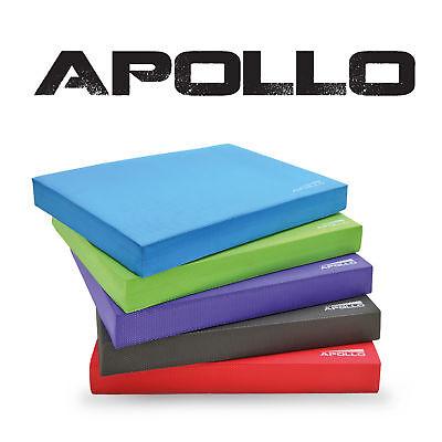 APOLLO Pilates Yoga Balance Pad Koordinationsmatte Balancekissen Rehakissen
