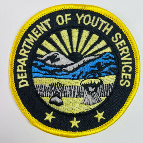Ohio Department of Youth Service DYS Patch (A5)