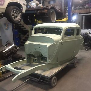Ford coupe 1934 Lilydale Yarra Ranges Preview