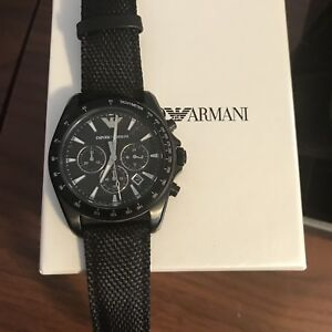 New Men's Emporio Armani Watch