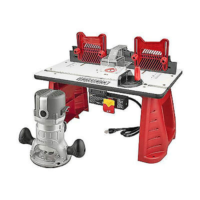 Craftsman Router Table And Router Combo Portable ...